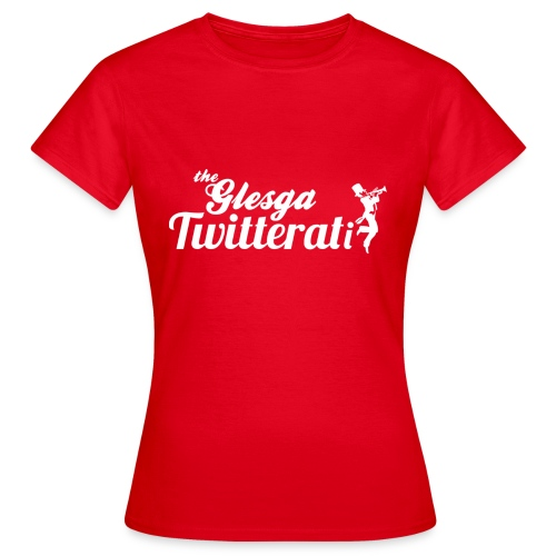 The Glesga Twitterati - Women's T-Shirt