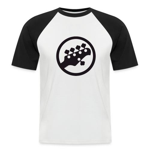 five strings bass t-shirt - Maglia da baseball a manica corta da uomo