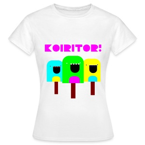 Koiritor! - Monsta Tee - Women's T-Shirt