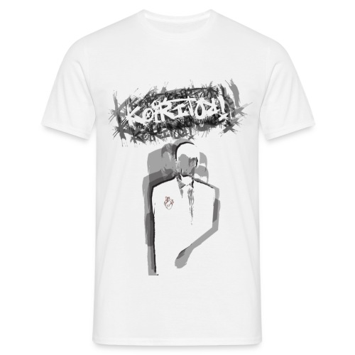 Koiritor! - Band Tee (white) - Men's T-Shirt