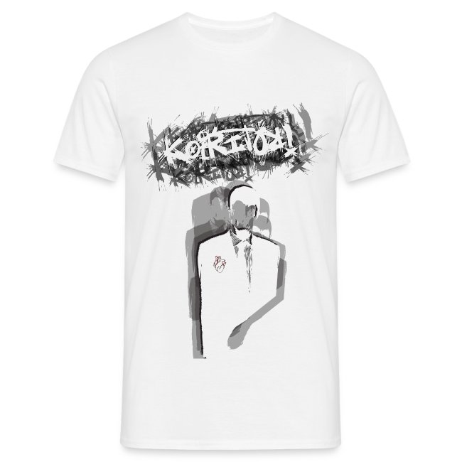 Koiritor! - Band Tee (white)