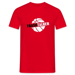 Trash Talker - Mannen T-shirt
