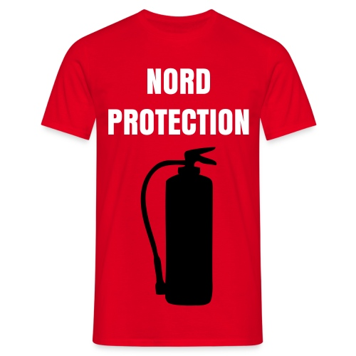 NORDPROTECTION - T-shirt Homme