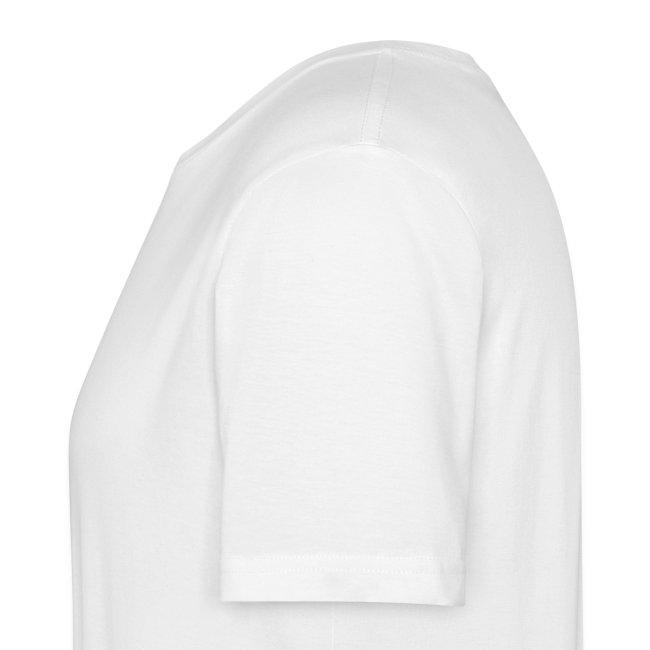 T-shirt homme OB blanc - Bio
