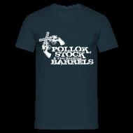 T-Shirts ~ Men's T-Shirt ~ Pollok Stock