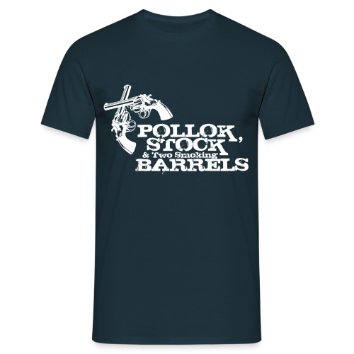 Pollok Stock - Men's T-Shirt
