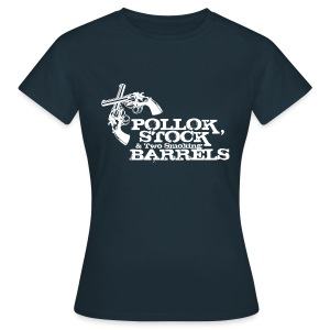 Pollok Stock - Women's T-Shirt
