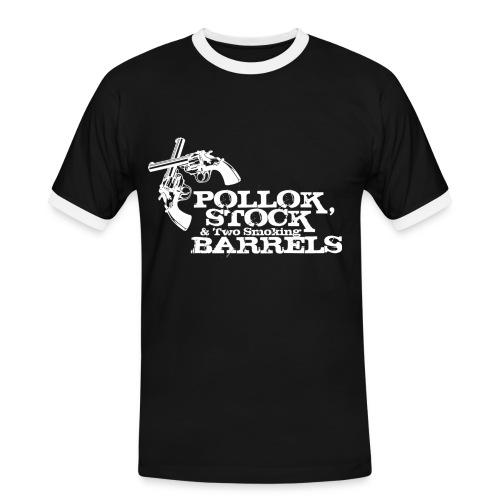 Pollok Stock - Men's Ringer Shirt