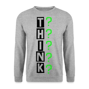 THINK? Original  - Men's Sweatshirt