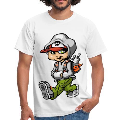 Graph Boy T-shirt Homme. - T-shirt Homme