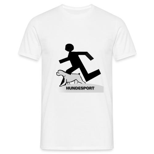 Hundesport Shirt - Männer T-Shirt