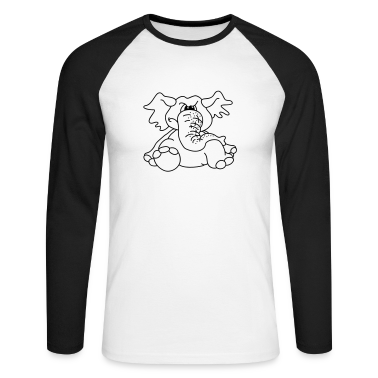 Little Elephant Long sleeve shirts