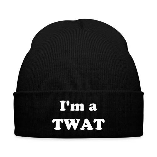 I'm a Twat Hat - Winter Hat