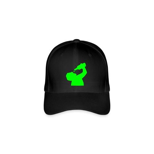 Saufbruder Cap - Flexfit Baseballkappe