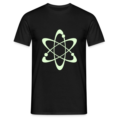 Atomic (Luminous) - Men's T-Shirt
