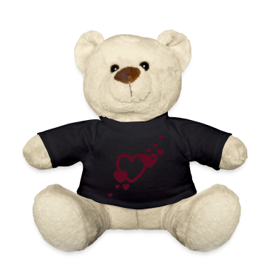 Herzen / hearts (1c) Teddies