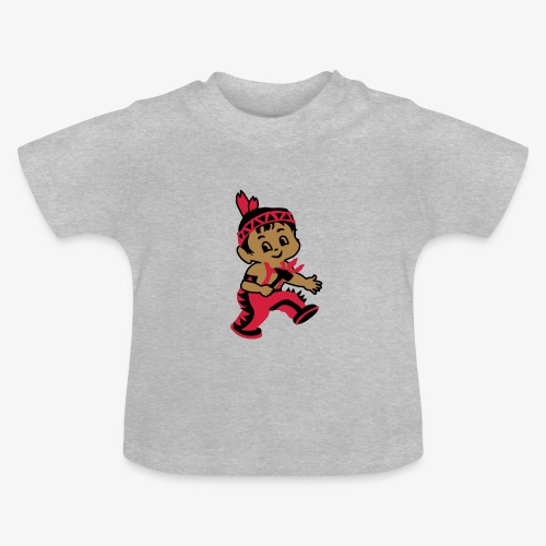 Kid Billy as a native Indian - Baby T-Shirt