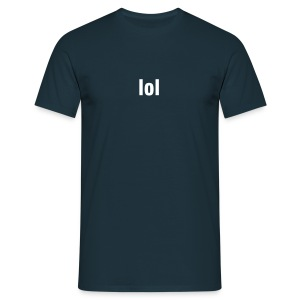lol - Men's T-Shirt