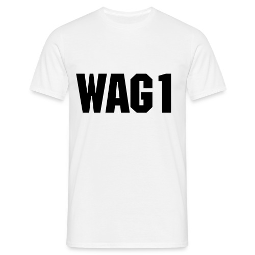 wag1 - Men's T-Shirt