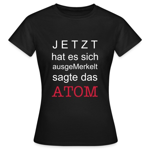 WET PAINT - WENDEZEIT 2 - Frauen T-Shirt