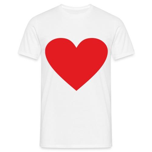 Suche feste Beziehung (m) - Männer T-Shirt