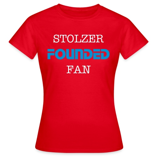 Stolzer Fan Shirt - Frauen T-Shirt