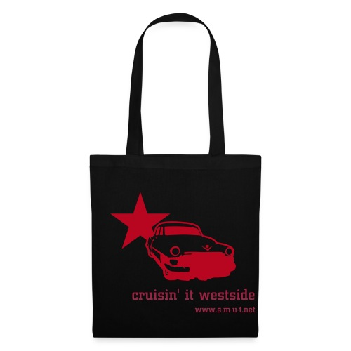 Cruisin' Westside - Tote Bag