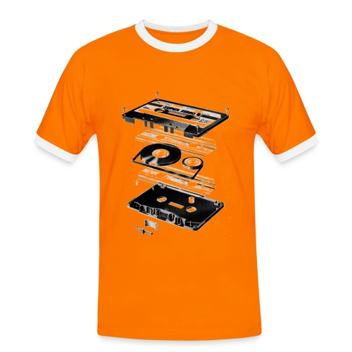 DJ STEPS - Men's Ringer Shirt