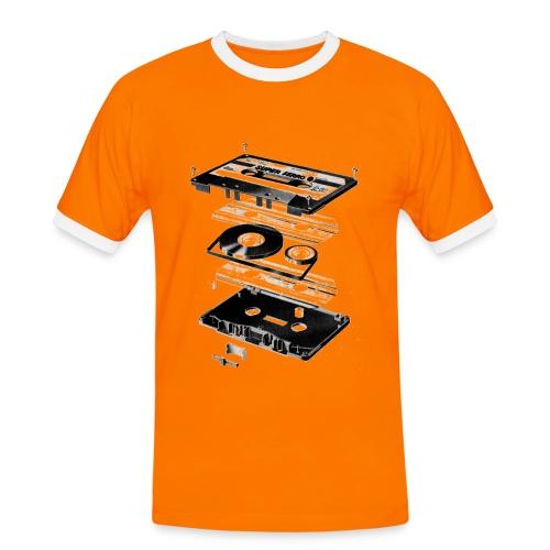 DJ STEPS - Men's Ringer Shirt