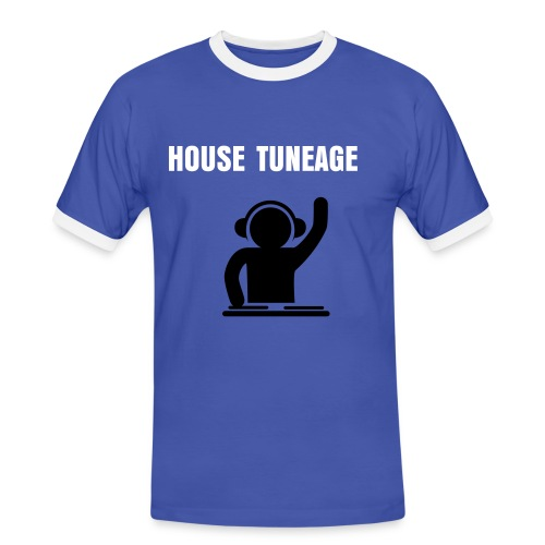 HOUSE TUNEAGE  - Men's Ringer Shirt