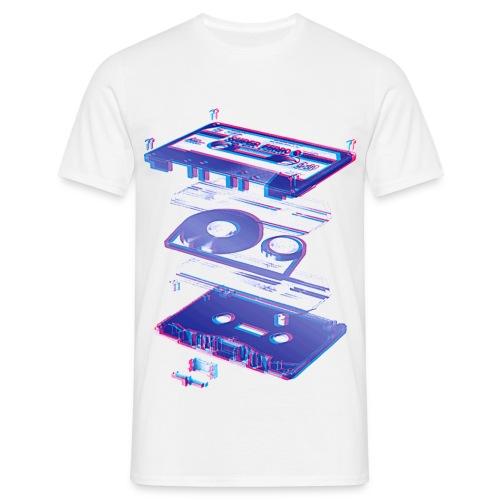 Retro Cassette - Men's T-Shirt