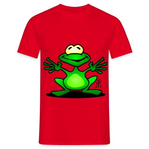 frog - Mannen T-shirt