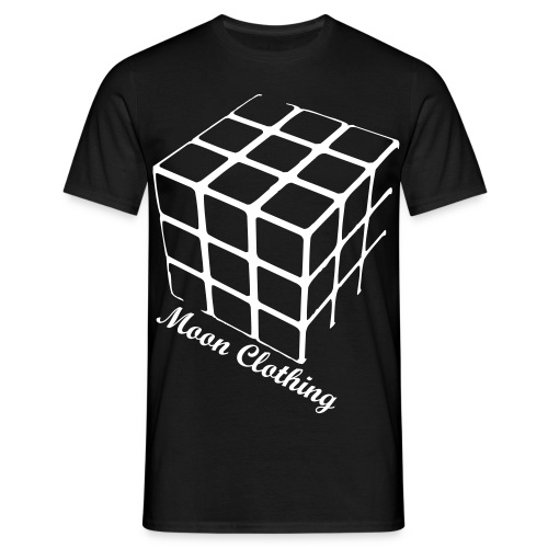 Rubix Black - Men's T-Shirt
