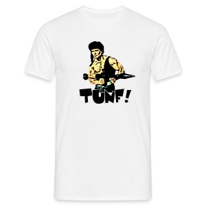 Turkish Rambo (BIANCA) - Maglietta da uomo