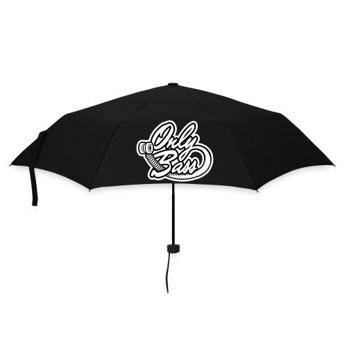 Parapluie OB logo blanc - Parapluie standard