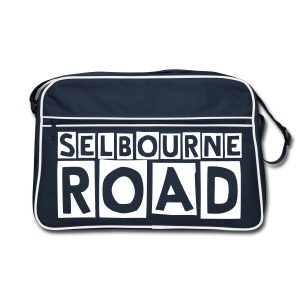 Selbourne Road Retro Side Bag - Retro Bag