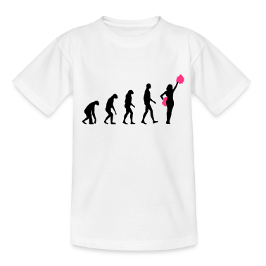 Evolution Cheerleading T-shirt bambini