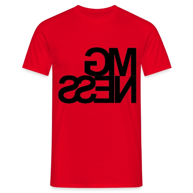MGness Red Black classic