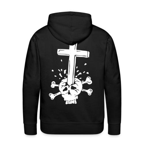 Mort is dead - Sweat-shirt à capuche Premium pour hommes