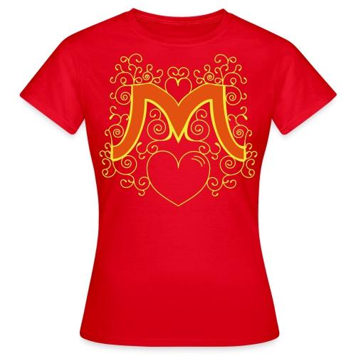 M - Red Rot - Frauen T-Shirt