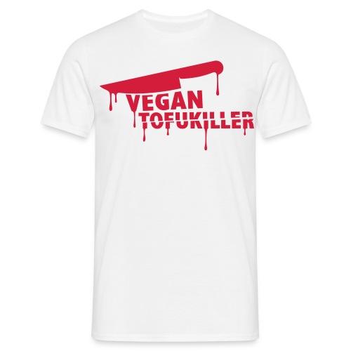 Tofukiller - Männer T-Shirt