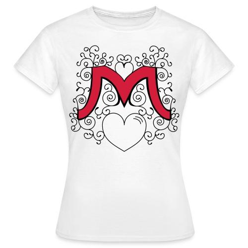 M - Normal - Frauen T-Shirt