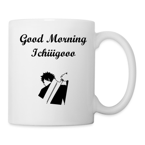 Tasse Bleach-Online - Good Morning - Mug blanc