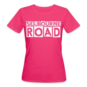 Womens Slim Fit Selbourne Road T-Shirt - Women's Organic T-shirt
