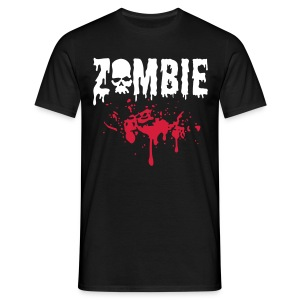 ZOMBIE BLOOD - Men's T-Shirt