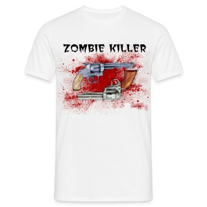 ZOMBIE KILLER - Men's T-Shirt
