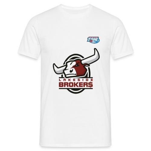 Knuuspaa Breulaa - Männer T-Shirt