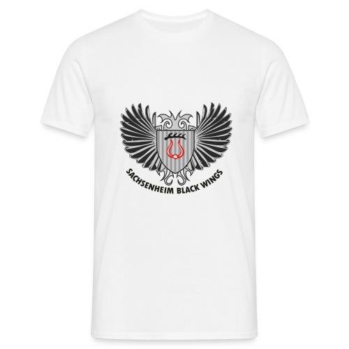 Sachsenheim Blackwings - Männer T-Shirt