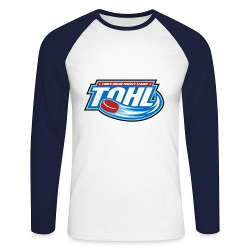 TOHL Longsleeve - Männer Baseballshirt langarm