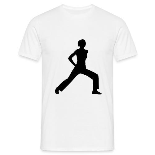 Streching - Männer T-Shirt